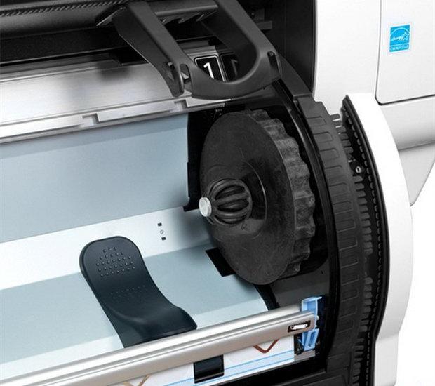 Широкоформатный принтер HP DesignJet T7100