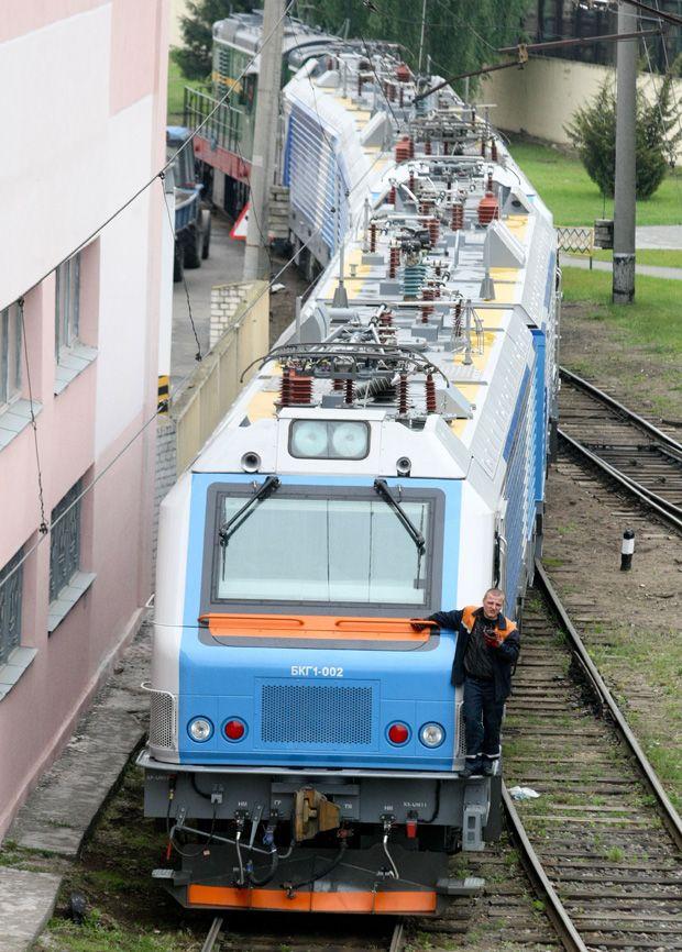 грузовой электровоз БКГ-1