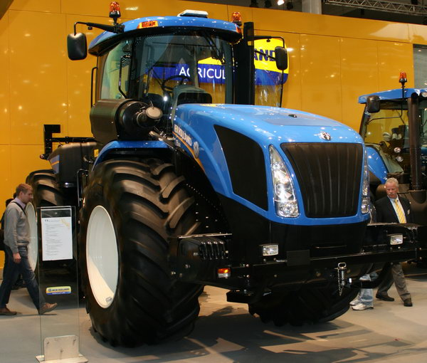 стенд New Holland