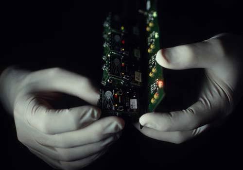 InsBot – робот-таракан