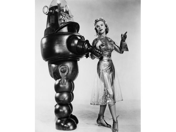 Forbidden Planet's Robby the Robot