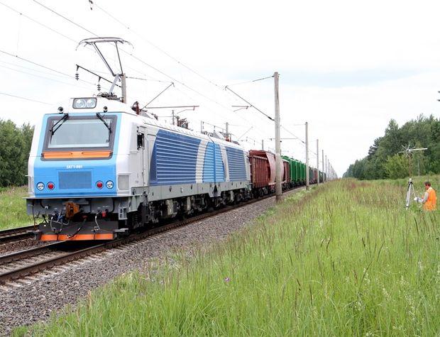 грузовой электровоз БКГ1