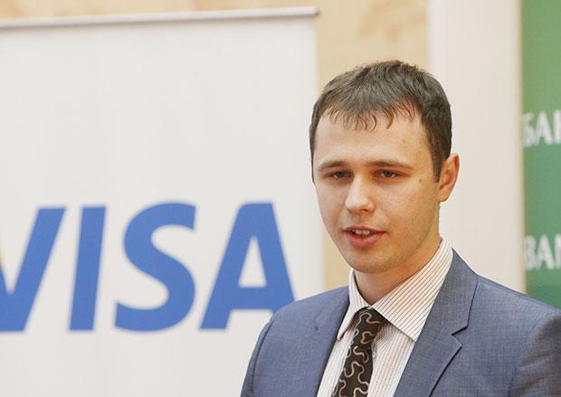 заместитель председателя правления Беларусбанка Илья Шаланки