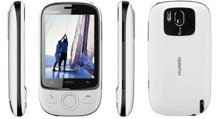 МТС Android (Huawei U8110)
