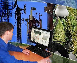 Оператор системы мониторинга за работой