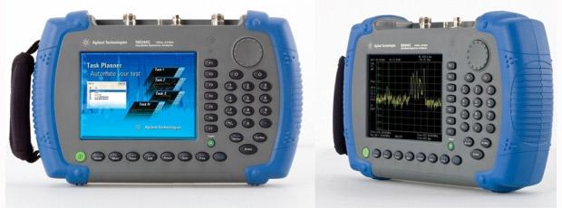 Анализатор спектра Agilent N9344C