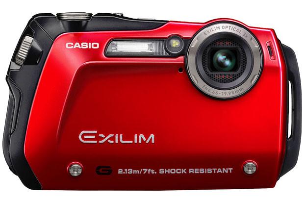защищенная фотокамера Casio_EX-G1