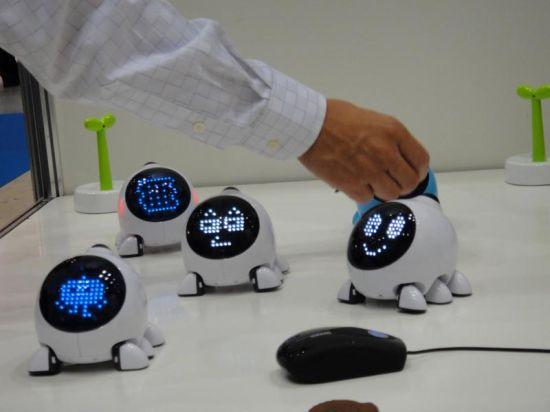 U.Bo - игрушка Тамагочи от компании Phison Electronics