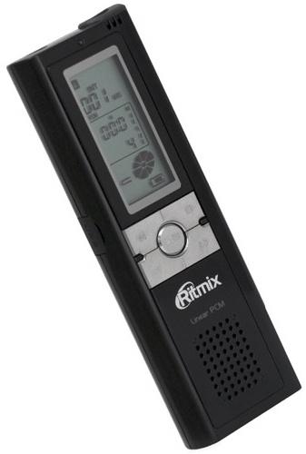 Цифровой диктофон Ritmix RR-900