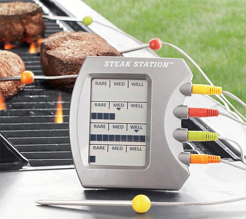 Steak Station Monitors