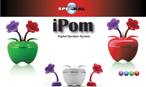 акустика Speacal iPom