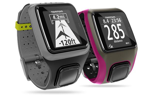 «спортивные» GPS-часы Multi-Sport от TomTom