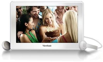 медиаплеер ViewSonic MovieBook VPD400