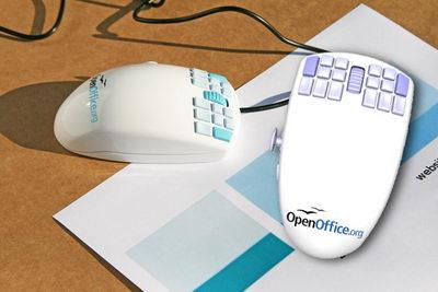 Мышь с 18 кнопками от OpenOffice