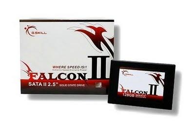 семейство SSD-накопителей G.Skill Falcon II