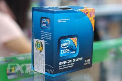 Intel представила процессоры Core i5
