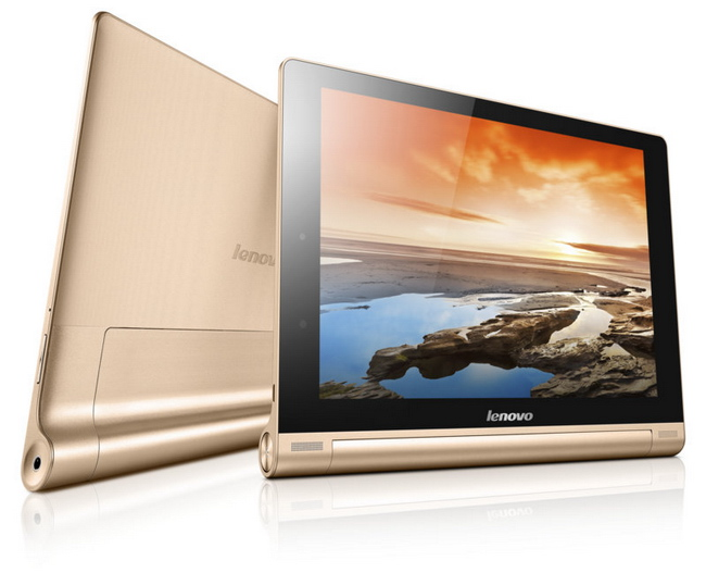Yoga Tablet 10 HD+
