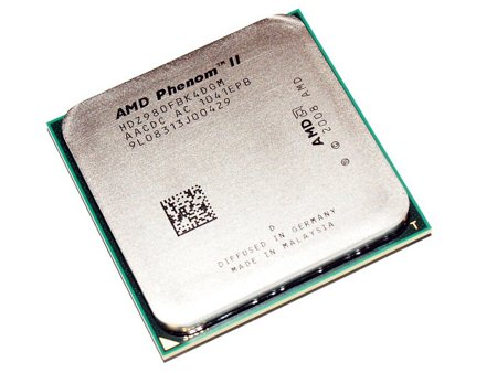 Phenom II X4 980 Black Edition