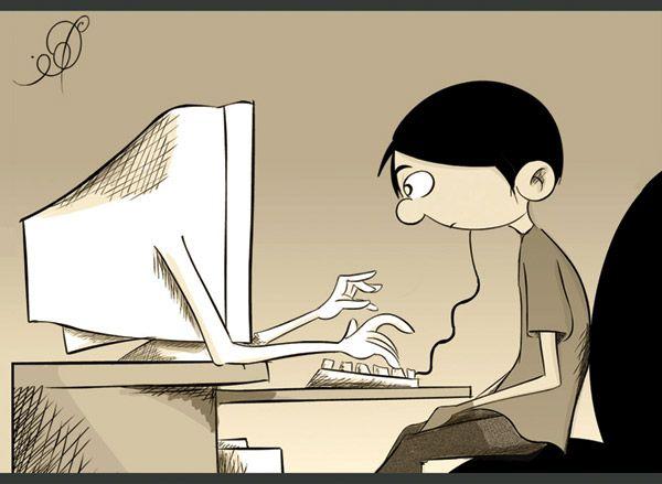 Youssef Morhaf, «Дети и компьютеры»