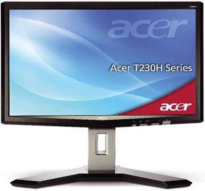 Acer T230H – 23-дюймовый монитор с поддержкой Multi-Touch