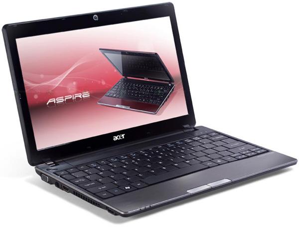 Нетбук Acer Aspire One AO571