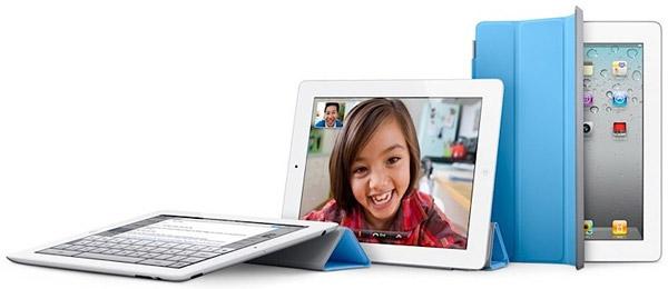 магнитная обложка для планшета Apple iPad 2
