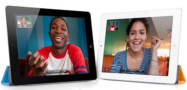 Apple iPad 2 будет поставляться в черном или белом вариантах