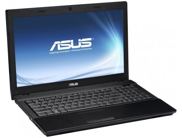 Asus P52 - ноутбук для деловых людей и предпринимателей