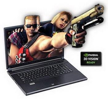 Clevo P170HM-3DE – 17-дюймовый геймерский ноутбук