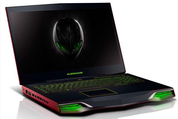 геймерский ноутбук Dell Alienware M18x