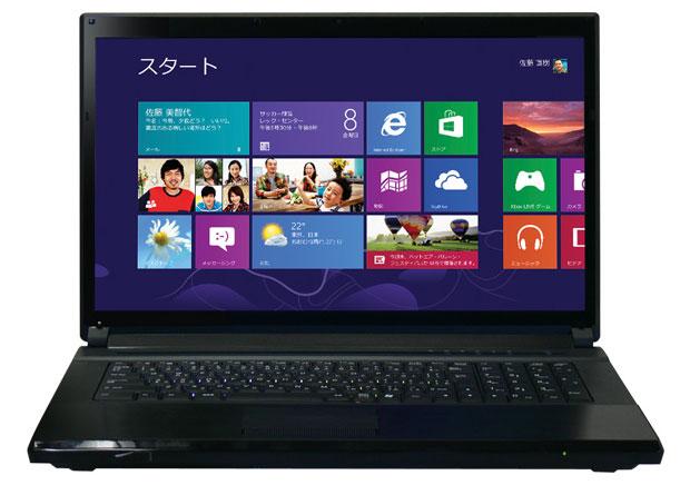 ноутбук Lesance BTO CL7X1W8
