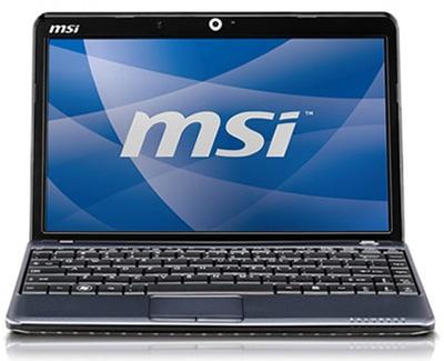 Минилэптоп MSI Wind U230