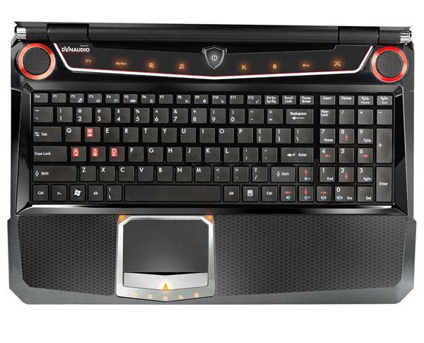 Геймерский ноутбук MSI GT663