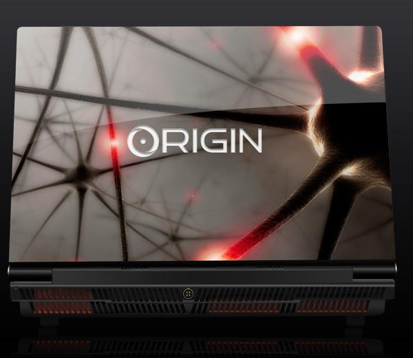 Геймерский 17-дюймовый лэптоп Origin Eon 17