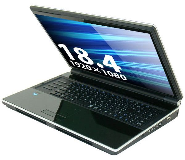 Геймерский ноутбук PC-Koubou Lesance Lesance BTO GSN801GAW