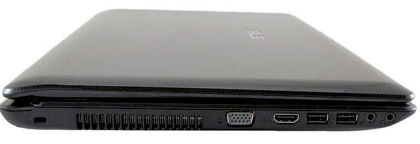 бюджетный ноутбук ASUS A52F (ASUS K52F)