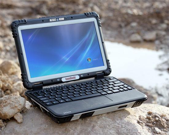Ударопрочный нетбук Handheld Algiz XRW