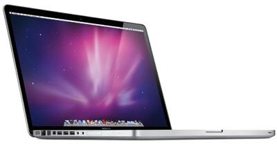 17-дюймовый Apple MacBook Pro образца 2010 года