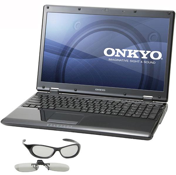 Onkyo R5 15A5-3D – ноутбук для просмотра 3D-фильмов