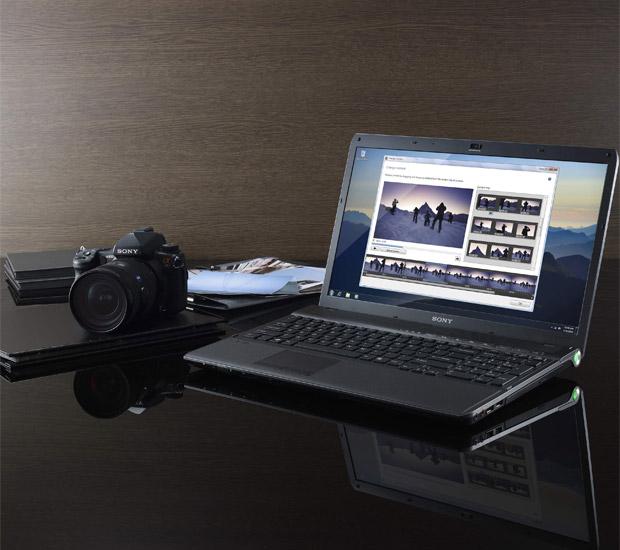 Ноутбук Sony Vaio F 2011 модельного года