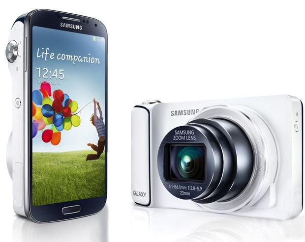 Galaxy S4 zoom – гибрид смартфона и фотоаппарата от Samsung