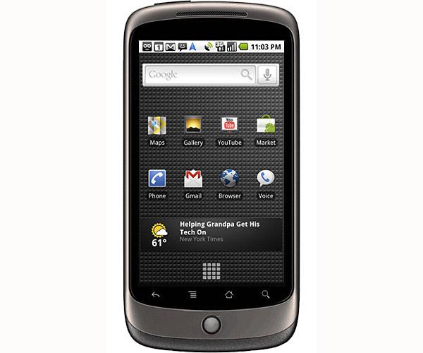 Смартфон Google Nexus One