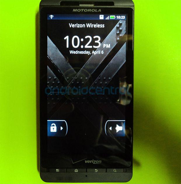 смартфон motorola droid x2